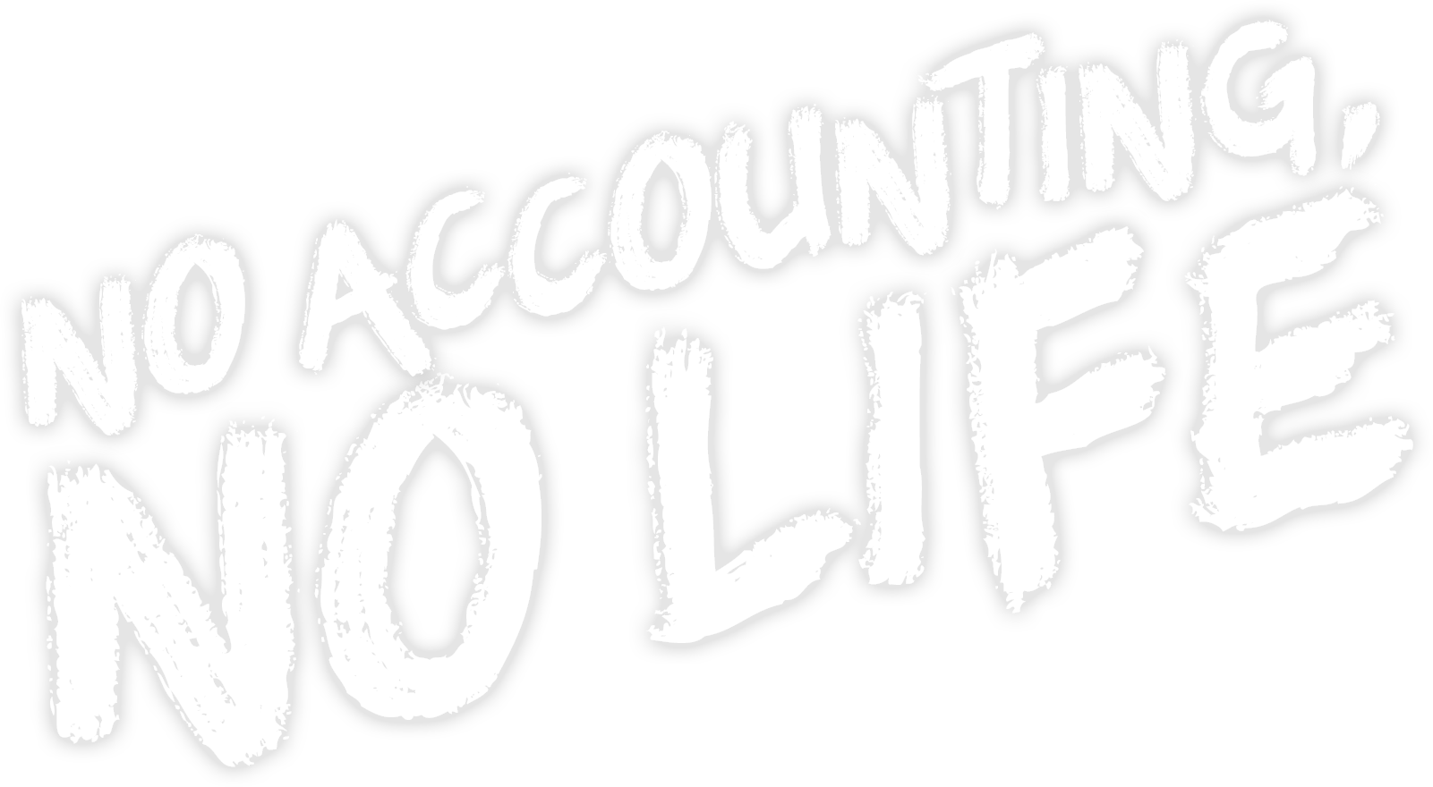 no accounting no life